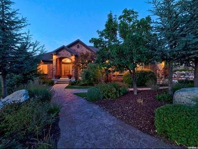 Draper Single Family Home For Sale: 1869 E Sage Hollow Dr S