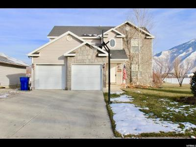 Mapleton Single Family Home For Sale: 2276 W 325 S