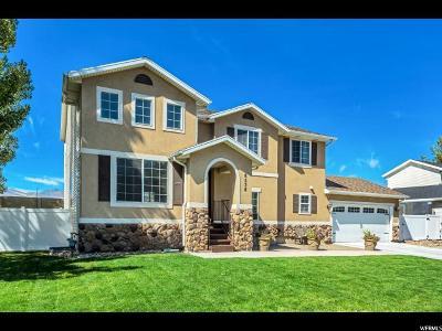 West Jordan Single Family Home For Sale: 8538 S Wild Oak