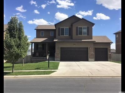 Eagle Mountain Single Family Home For Sale: 7776 Brookwood