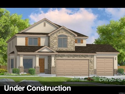 South Jordan Single Family Home For Sale