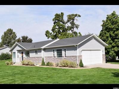 Hyrum Single Family Home For Sale: 191 E 300 S