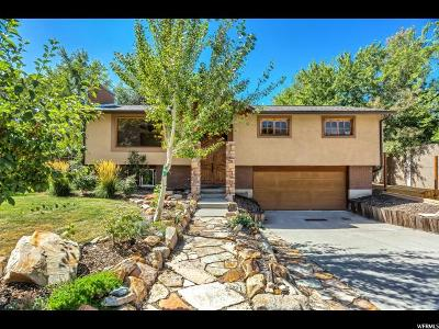 Sandy Single Family Home For Sale: 9426 S Gardners Pl E