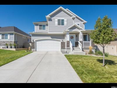 Eagle Mountain Single Family Home For Sale: 7503 N Evans Ranch Dr #LOT2