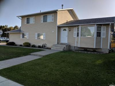 Logan Single Family Home For Sale: 492 S 1000 W