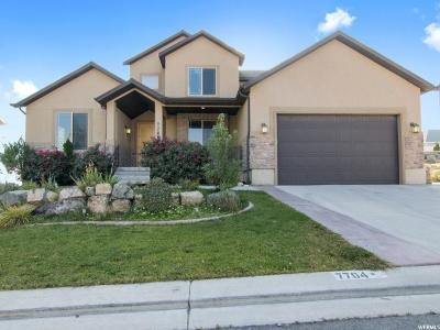 Eagle Mountain Single Family Home For Sale: 7704 N The Ranches Pkwy