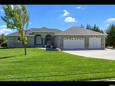 Herriman Single Family Home For Sale: 13785 Rose Canyon Rd