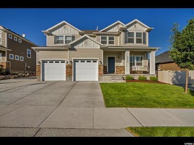 Herriman Single Family Home For Sale: 14342 S Attleboro Dr