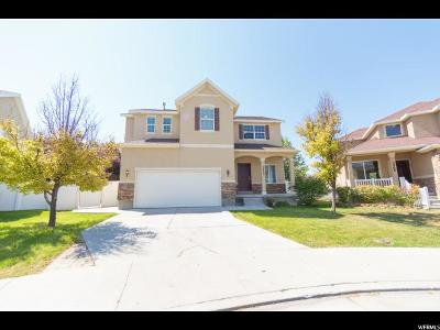 West Valley City Single Family Home For Sale: 5073 W White Diamond Way