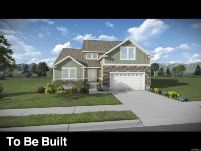Eagle Mountain Single Family Home For Sale: 4958 N Mounta Waas Dr #105