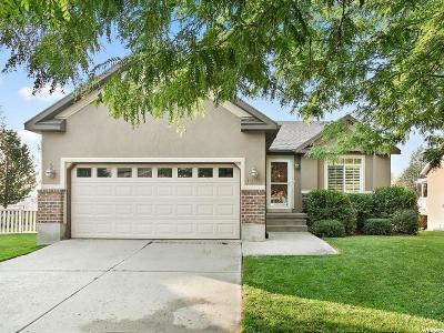 Lehi Single Family Home For Sale: 1235 W 3060 N