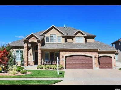 Draper Single Family Home For Sale: 1461 E Lantern Ln S