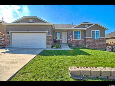 Payson Single Family Home For Sale: 203 W 1730 S
