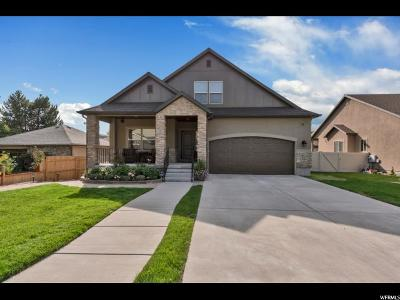 Sandy Single Family Home For Sale: 8168 S 1000 E