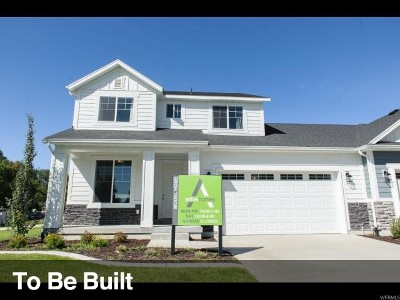 American Fork Single Family Home For Sale: 395 S 170 St W #17A