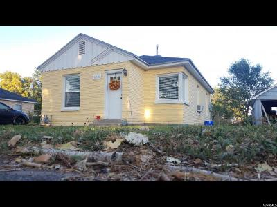 Cornish Single Family Home For Sale: 13438 N 4500 W