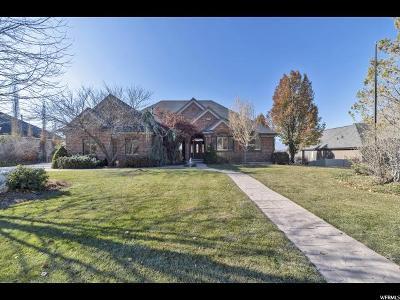 Draper Single Family Home For Sale: 12766 S Webb Rd
