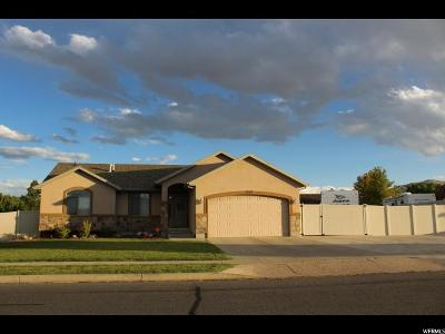 Herriman Single Family Home For Sale: 5547 W Salerno St