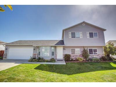 Lehi Single Family Home For Sale: 1781 W 400 S
