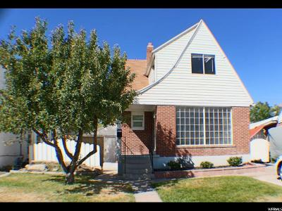 Provo UT Single Family Home For Sale: $325,000