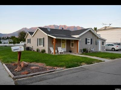 Orem Single Family Home For Sale: 506 N 600 W