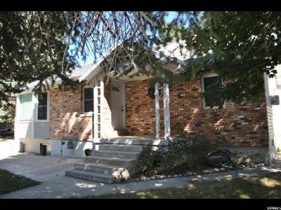 Alpine Single Family Home For Sale: 118 N 200 E