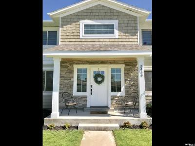 Single Family Home For Sale: 5468 W 10130 N
