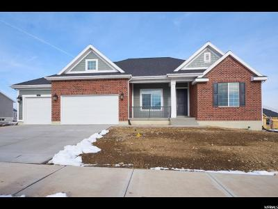 Herriman Single Family Home For Sale: 6442 W Hollister Way
