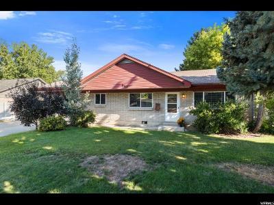 Salt Lake City Single Family Home For Sale: 943 E 5700 S