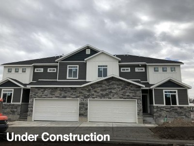 Millcreek Single Family Home For Sale: 4270 S Steele Creek Ct E