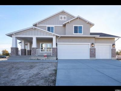 Herriman Single Family Home For Sale: 13633 S Conie Bell Dr