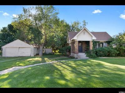 Orem Single Family Home For Sale: 1363 N 950 W
