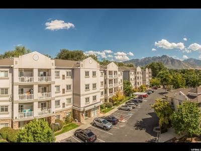 Salt Lake City Condo For Sale: 1134 E 3300 S #413
