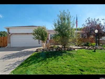 Draper Single Family Home For Sale: 12781 S Southwillow E