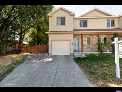Sandy Single Family Home For Sale: 108 E 8000 S