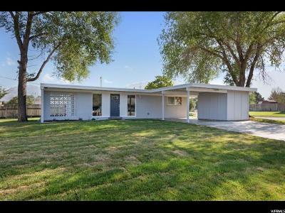 Sandy Single Family Home For Sale: 861 E Carnation Dr
