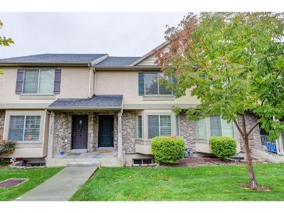 Provo Townhouse For Sale: 1029 N Independence Ave