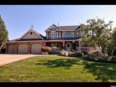 Layton Single Family Home Under Contract: 1830 E Beechwood Dr N