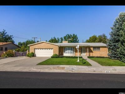 Midvale Single Family Home For Sale: 8134 S Wilson St W
