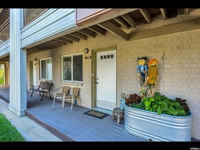 Salt Lake City Condo For Sale: 650 N 300 West W #129