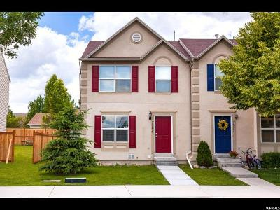 Eagle Mountain Townhouse For Sale: 7967 N Wycliffe Way