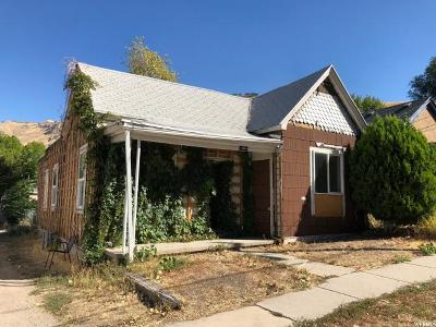 Salt Lake City Single Family Home For Sale: 236 W 700 N