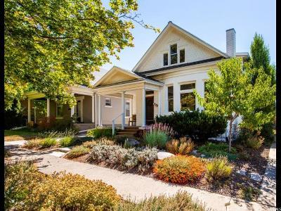 Salt Lake City Single Family Home For Sale: 942 E Princeton Ave S