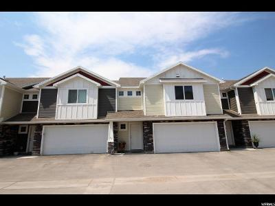 Hyrum Townhouse For Sale: 284 W 70 N