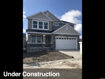 Lehi Single Family Home For Sale: 3989 W 1750 N #1115