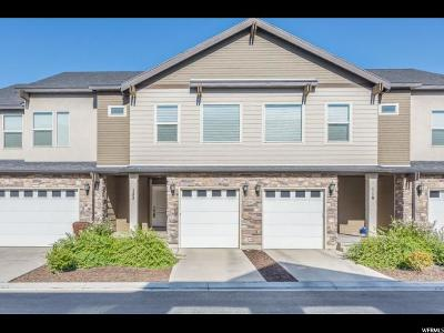 Pleasant Grove Townhouse For Sale: 122 S 1800 W #231