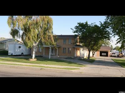 Highland Single Family Home For Sale: 6613 W 9600 N