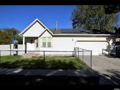 West Jordan Single Family Home For Sale: 6733 S Crus Corvi Rd W