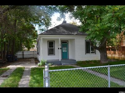 Provo UT Single Family Home For Sale: $219,900