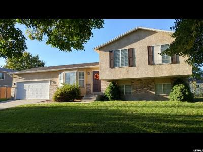 Murray Single Family Home For Sale: 692 W Justin Dr